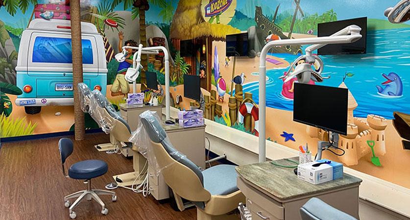 fun kids dentist